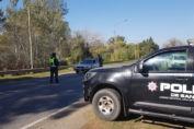 """¿Cómo funciona el """"doble cinturón"""" de controles sanitarios de camiones y pasajeros que ingresan a la provincia?"""