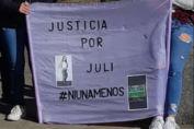 El detenido por el crimen de Julieta será imputado entre mañana y el martes