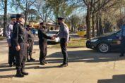 Nuevas autoridades policiales en el Dpto Gral López