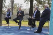 Perotti y Fernández lanzaron la ampliación del plan DetectAR Federal, en Rosario