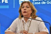 La ministra Martorano anunció la prórroga de las medidas vigentes y la continuidad de los testeos masivos
