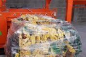 La separación de residuos cumple un mes
