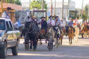 Se realizó el Paseo Gaucho por el Día de la Tradición
