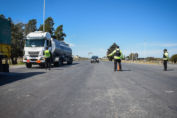 La provincia refuerza los controles viales y la prevención en rutas por el fin de semana largo