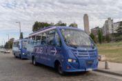 Rosario estrena el servicio de bus panorámico para recorrido turístico