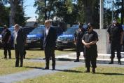 Más unidades para reforzar el patrullaje policial