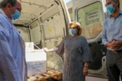 Se completó la vacunación de los inscriptos mayores de 18 años, con al menos una dosis en 123 localidades de la provincia