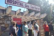 """Provincia anunció la refacción integral del hospital """"General San Martín"""""""