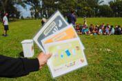Más de 200 niños participaron de Jornadas de Educación Ambiental