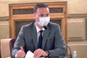 """Comunicado del senador Enrico: """"La verdad sobre las operaciones del ministro Marcelo Saín"""""""