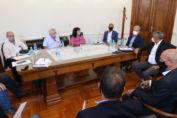 Iniciaron las reuniones paritarias con los gremios de la administración central