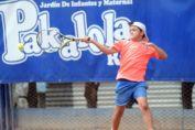 Agustín Di Fulvio jugará el Nacional Sub 12 de tenis en Mendoza