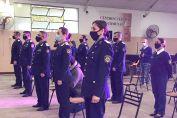 Se inauguró una nueva escuela de policía en Murphy