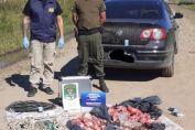 Rufino: AIC detuvo a un hombre por abigeato