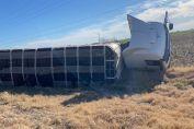 RN 33: accidente fatal en Amenábar