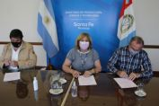 La Provincia y el INTA firmaron un convenio para la investigación del uso medicinal del Cannabis